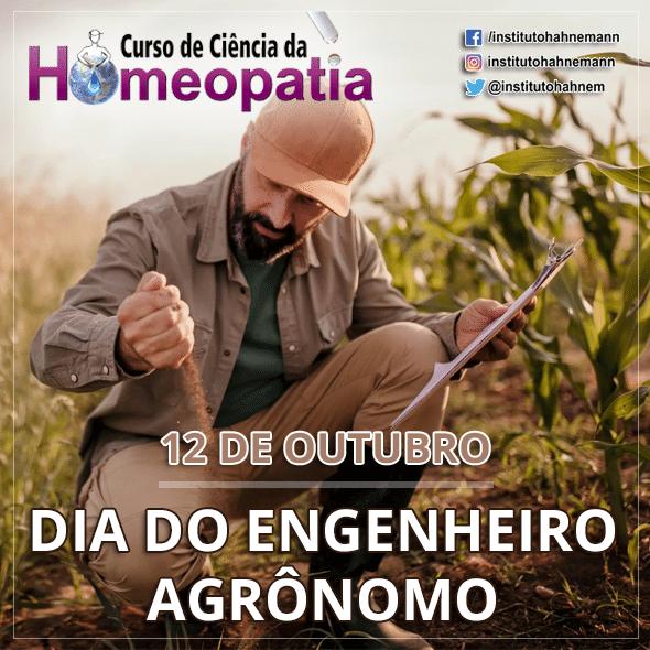 12-10 _ DIA DO ENGENHEIRO AGRÔNOMO